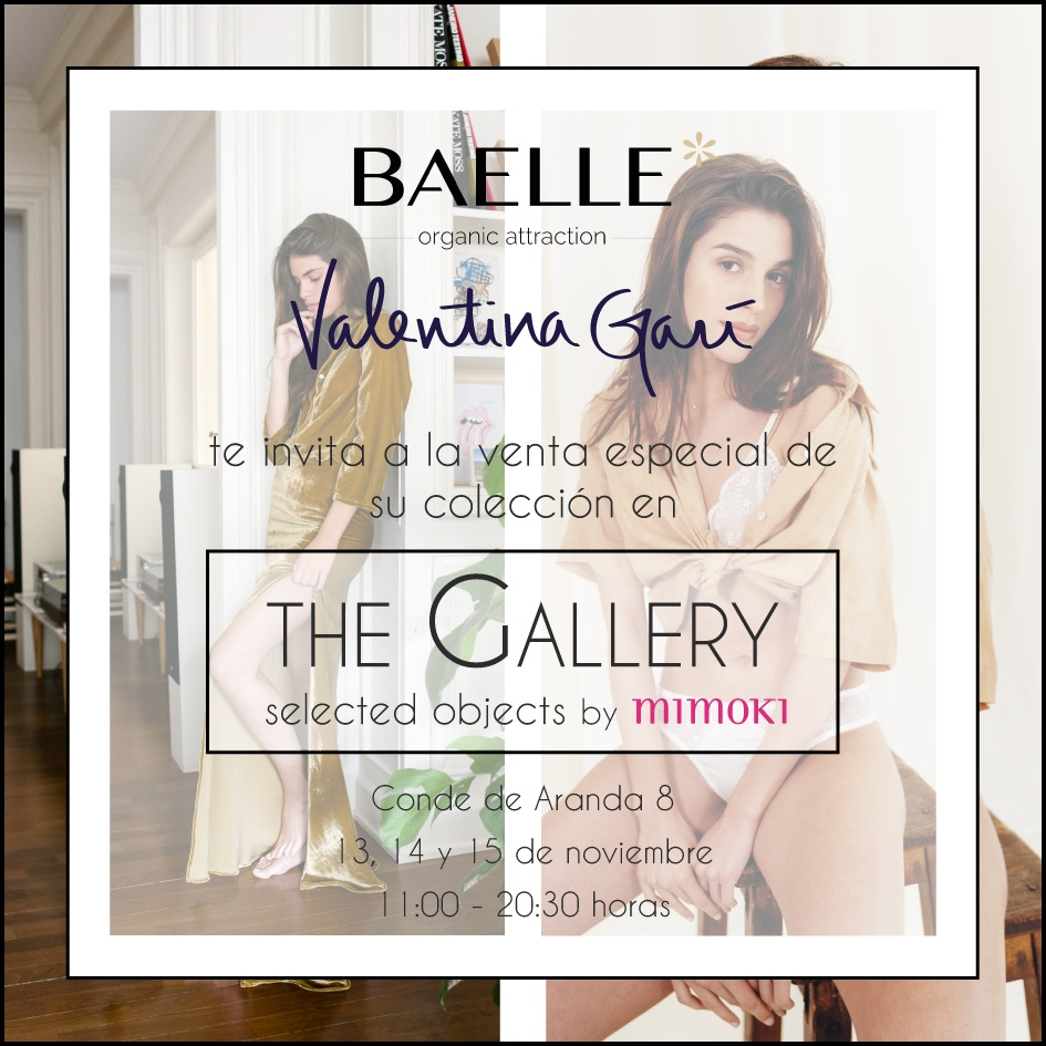 Baelle: The Gallery selected objects by MIMOKI